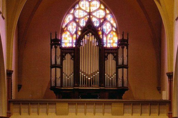 Het orgel in de Josephkerk (Foto: Cees van der Poel)